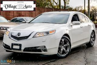 Used 2011 Acura TL Elite w/Tech Pkg for sale in Ancaster, ON