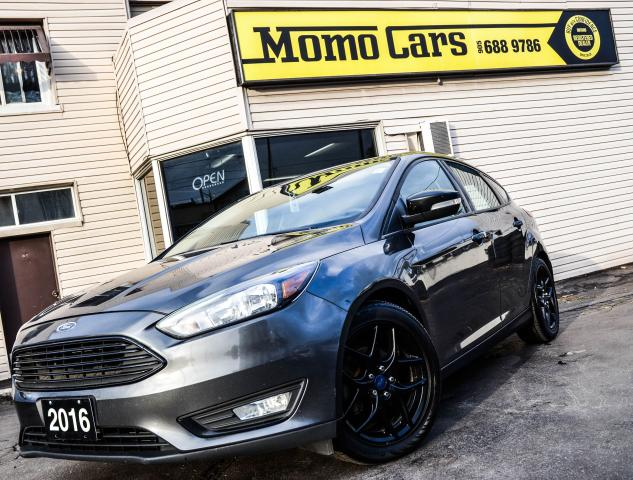 2016 Ford Focus SE | BACK UP CAM | CLEAN CARFAX| SYNC