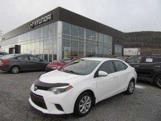 Used 2016 Toyota Corolla CE for sale in Corner Brook, NL