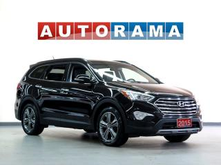 Used 2015 Hyundai Santa Fe XL Limited 4WD Nav Leather Pano-Roof BCam 7Pass for sale in Toronto, ON