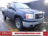 Photo of Blue 2009 GMC Sierra