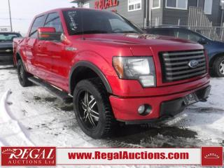 Used 2011 Ford F-150 FX4 4D SUPERCREW 4WD for sale in Calgary, AB