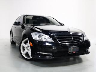 Used 2013 Mercedes-Benz S-Class S550 LWB   4MATIC   AMG   PANO   NIGHT VISION for sale in Vaughan, ON