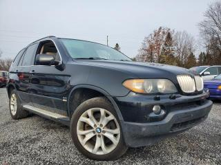Used 2006 BMW X5 4.4i for sale in Stittsville, ON