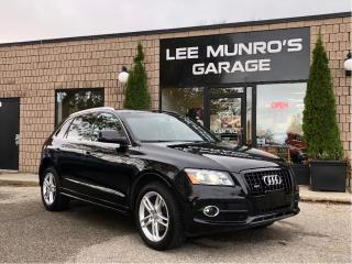 Used 2012 Audi Q5 2.0L Premium Plus S Line for sale in Paris, ON