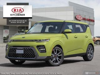 Used 2020 Kia Soul EX Limited Ivt for sale in Kitchener, ON