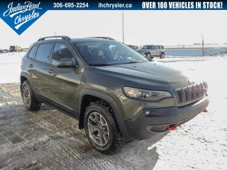 New 2020 Jeep Cherokee Trailhawk 4x4 | Nav | Remote Start for sale in Indian Head, SK