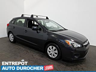 Used 2014 Subaru Impreza 2.0i AWD Automatique - AIR CLIMATISÉ for sale in Laval, QC