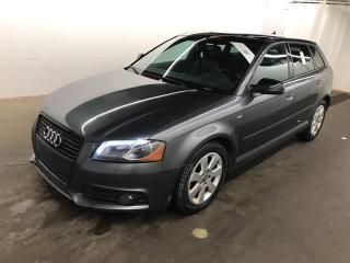 Used 2013 Audi A3 2.0 TDI Progressiv RARE S-LINE w/Titanium Package for sale in Ottawa, ON