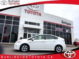 Used 2012 Toyota Prius for sale in Burlington, ON