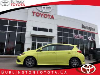 Used 2017 Toyota Corolla IM for sale in Burlington, ON