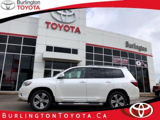 Used 2010 Toyota Highlander Sport for sale in Burlington, ON