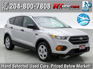 Used 2017 Ford Escape S for sale in Winnipeg, MB