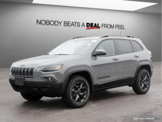 New 2020 Jeep Cherokee Sport for sale in Mississauga, ON