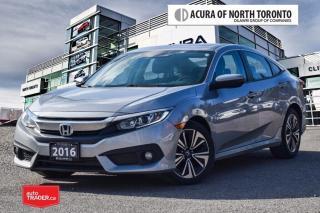 Used 2016 Honda Civic Sedan EX CVT for sale in Thornhill, ON
