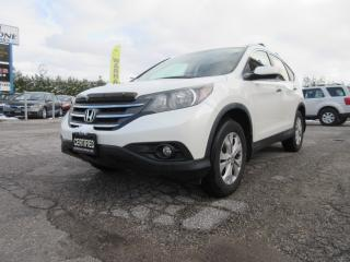 Used 2012 Honda CR-V AWD /Touring/ ACCIDENT FREE for sale in Newmarket, ON