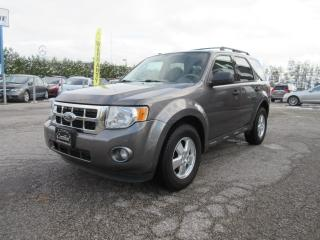 Used 2011 Ford Escape 4WD 4DR V6 AUTO XLT for sale in Newmarket, ON