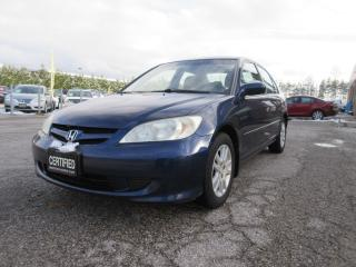 Used 2005 Honda Civic SPORT / AUTO / LOCAL CAR for sale in Newmarket, ON
