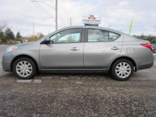 Used 2012 Nissan Versa 4dr Sdn / ONE OWNER for sale in Newmarket, ON