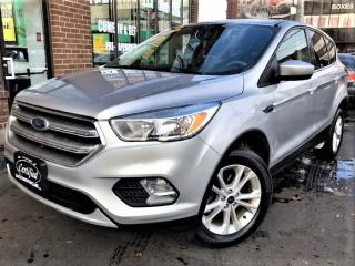 Used 2017 Ford Escape SE-BACK UP CAMERA-BLUETOOTH-HEATED SEATS-45KMS for sale in Toronto, ON