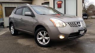 Used 2008 Nissan Rogue SL AWD - ALLOYS! HEATED SEATS! SUNROOF! for sale in Kitchener, ON