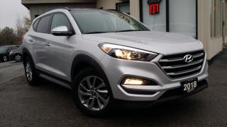 Used 2018 Hyundai Tucson SE AWD -LEATHER! CAR PLAY! BACK-UP CAM! BSM! for sale in Kitchener, ON