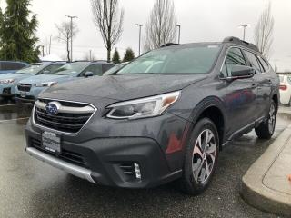 New 2020 Subaru Outback LIMITED for sale in Port Coquitlam, BC