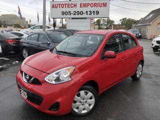Used 2015 Nissan Micra SV Automatic All Power/Bluetooth/Cruise&ABS for sale in Mississauga, ON