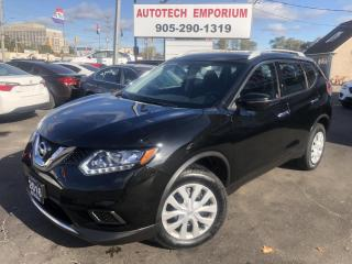 Used 2016 Nissan Rogue S AWD Backup Camera/All Power/Bluetooth&ABS* for sale in Mississauga, ON