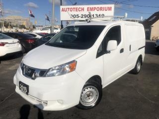 Used 2015 Nissan NV200 SV Cargo Van Navigation/Backup Camera/Bluetooth for sale in Mississauga, ON