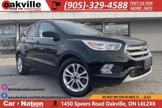 Used 2017 Ford Escape SE | HTD SEATS | B/U CAM | BLUETOOTH | CRUISE for sale in Oakville, ON