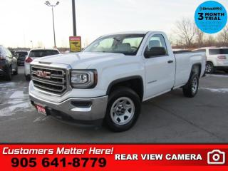Used 2018 GMC Sierra 1500 Base  5.3L CAM TOW BT P/SEAT CLIMATE for sale in St. Catharines, ON