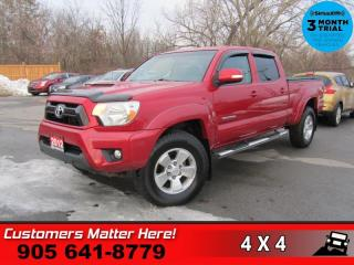 Used 2012 Toyota Tacoma TRD Sport Package  TRD SPORT V6 CREW for sale in St. Catharines, ON