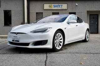 Used 2016 Tesla Model S 75D AP2 ENHANCED AUTOPILOT, SUB ZERO, GLASS ROOF for sale in Burlington, ON