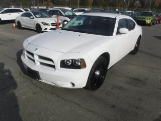 Used 2010 Dodge Charger 3.5L V6 SOHC 24V Ex Police for sale in Burnaby, BC