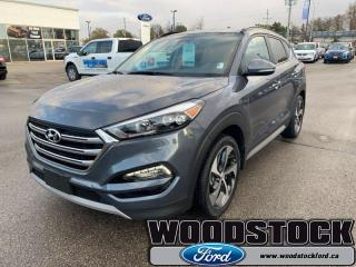 Used 2017 Hyundai Tucson 1.6T Limited Awd for sale in Woodstock, ON