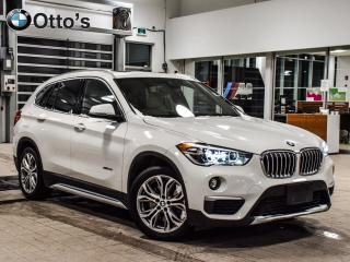 Used 2016 BMW X1 xDrive28i ENHANCED, NAVI for sale in Ottawa, ON