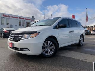 Used 2016 Honda Odyssey SE -  Rear Camera - Bluetooth -  Alloy Wheels for sale in Mississauga, ON