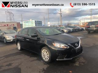 Used 2017 Nissan Sentra S  - Bluetooth -  Heated Seats - $105 B/W for sale in Ottawa, ON