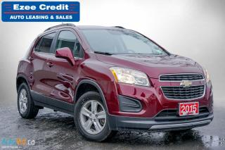 Used 2015 Chevrolet Trax 2LT for sale in London, ON