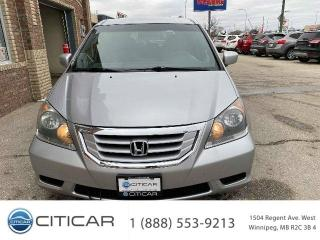 Used 2010 Honda Odyssey SE*8 Passegners*DVD*Power Door* for sale in Winnipeg, MB