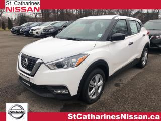 New 2019 Nissan Kicks S CVT (2) for sale in St. Catharines, ON