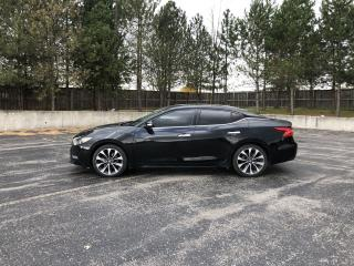 Used 2016 Nissan MAXIMA SR 2WD for sale in Cayuga, ON