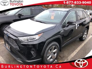 New 2020 Toyota RAV4 AWD Hybrid Limited for sale in Burlington, ON