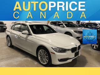 Used 2015 BMW 328 d xDrive HEADS UP DISPLAY|NAVI|360 CAMS for sale in Mississauga, ON