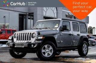 New 2019 Jeep Wrangler Unlimited SPORT|Single.Top.Custmr.Preferd.Pkgs|Backup_Cam|17