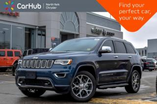 Used 2019 Jeep Grand Cherokee OVERLAND|4X4|TowPkg|TowHooks|HeatSeats/Steering|Bluetooth|Nav for sale in Thornhill, ON