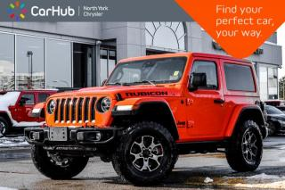 New 2019 Jeep Wrangler RUBICON|Single.Top.Customr.Preferd.Pkgs|Adapt.Cruise|KeyLess|Satellite| for sale in Thornhill, ON