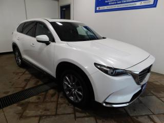 Used 2017 Mazda CX-9 GT LEATHER NAVI SUNROOF AWD for sale in Listowel, ON