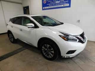 Used 2018 Nissan Murano SL AWD SUNROOF NAV LEATHER for sale in Listowel, ON